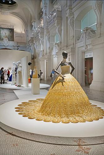L'exposition Luxes (musée des arts décoratifs, Paris)