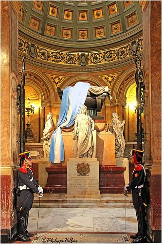 mausolée de José de San Martín