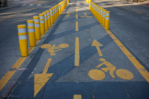 Aménagement Cycliste