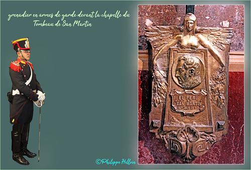 Mausolée de José de San Martin