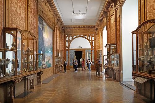 Le salon du bois (Musée des arts décoratifs, Paris)