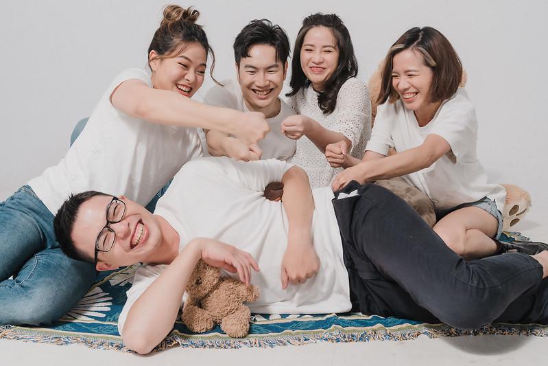 台北,全家福攝影,韓系風格,韓系,清新