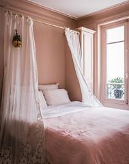 Curtain Rod Bed Canopy
