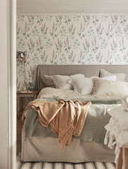 Soft Botanical Bedroom