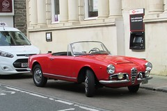 Photo of Alfa Romeo Giulia Spider