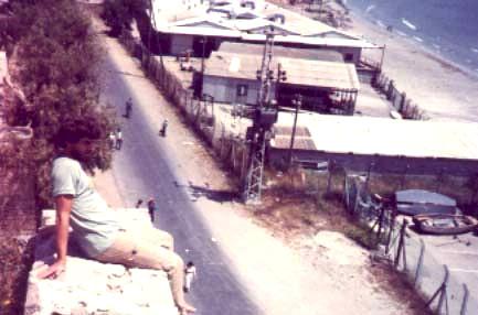 Sitting on a Wall (1981)