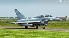 Eurofighter Typhoon T3 ZK383 '383'
