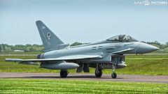 Eurofighter Typhoon FGR4 ZK369 '369'