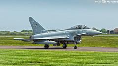 Eurofighter Typhoon FGR4 ZK366 '366'