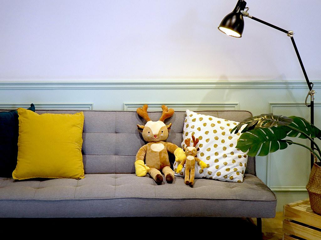 04_斑比山丘「拉布玩偶」,毛茸茸的玩偶可以帶來情感上的撫慰,也對身體健康有益