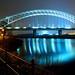Bridgey cross the Mersey #Runcorn #Widnes #Mersey @merseygateway