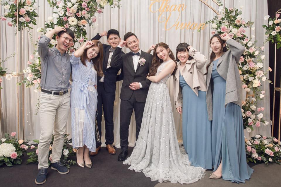 台南攝影 K&W 晶英酒店 婚禮紀錄 147
