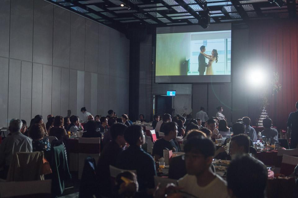 台南攝影 K&W 晶英酒店 婚禮紀錄 135