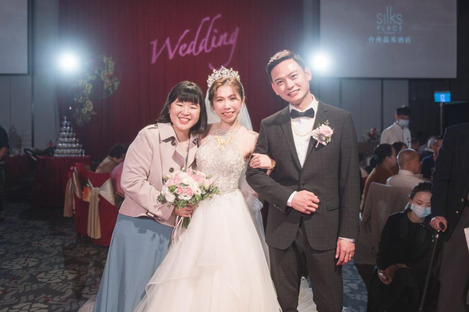 台南攝影 K&W 晶英酒店 婚禮紀錄 122