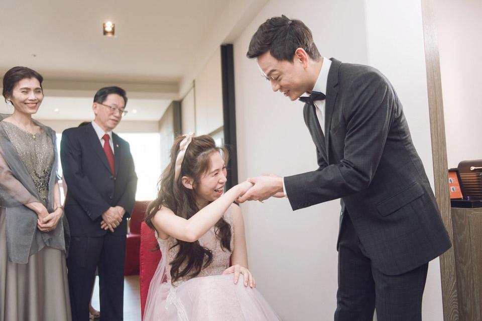 台南攝影 K&W 晶英酒店 婚禮紀錄 007