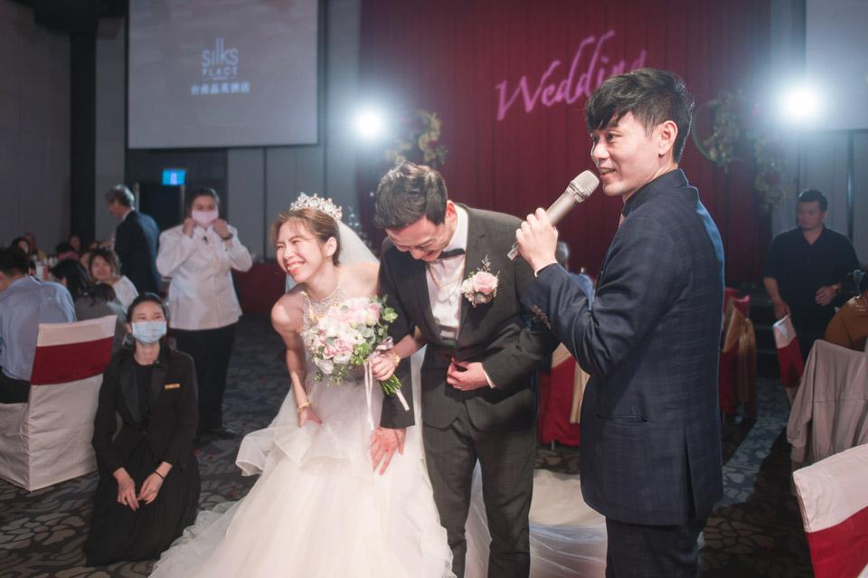 台南攝影 K&W 晶英酒店 婚禮紀錄 119