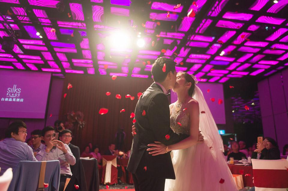 台南攝影 K&W 晶英酒店 婚禮紀錄 113