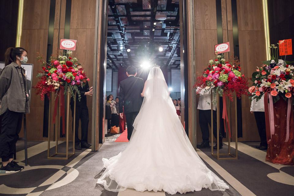 台南攝影 K&W 晶英酒店 婚禮紀錄 103