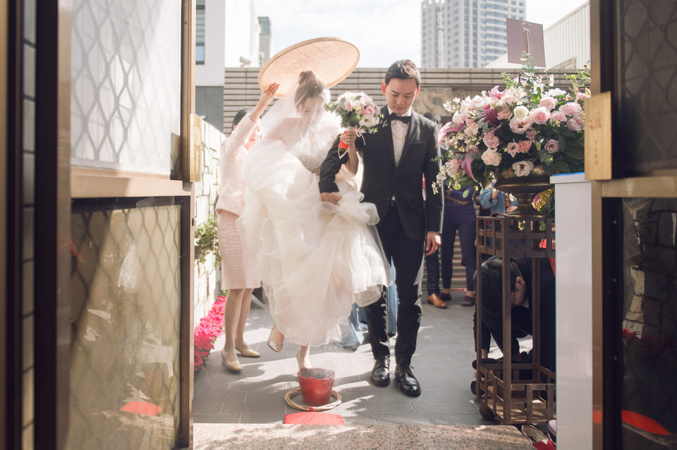 台南攝影 K&W 晶英酒店 婚禮紀錄 074