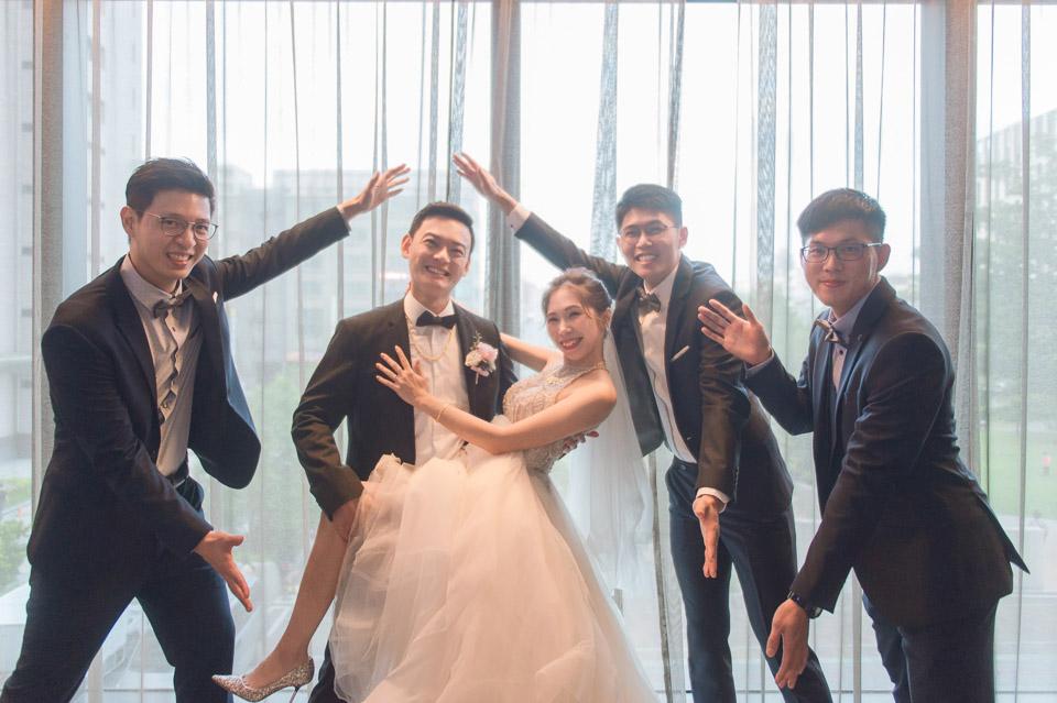 台南攝影 K&W 晶英酒店 婚禮紀錄 089