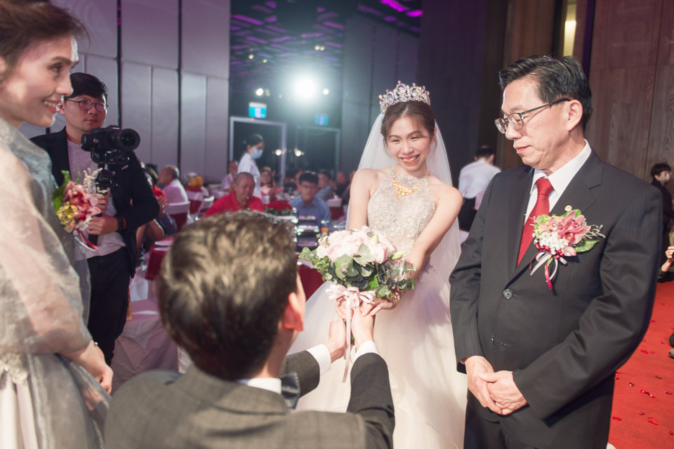 台南攝影 K&W 晶英酒店 婚禮紀錄 110