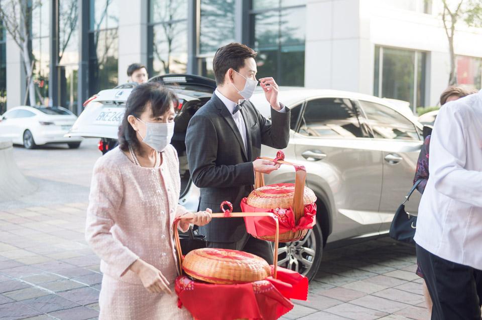 台南攝影 K&W 晶英酒店 婚禮紀錄 004