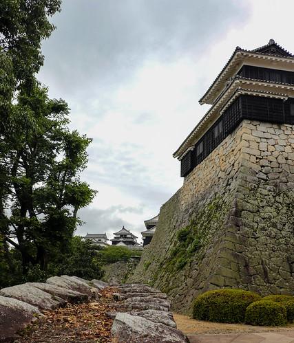Opravený hrad