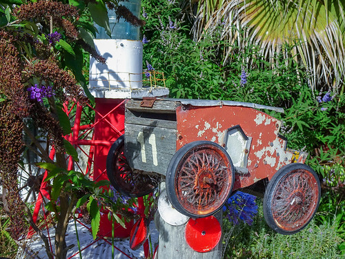 Wheels on a Letterbox