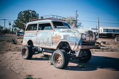Marfa Car