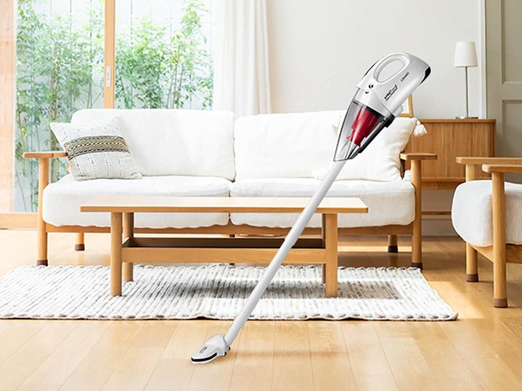 11-CHIMEI無線多功能UV除螨吸塵器Plus,超強吸力、輕量機身,並搭配多功能配備,打造健康舒適的居家環境。
