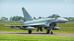 Eurofighter Typhoon FGR4 ZK439 '439'