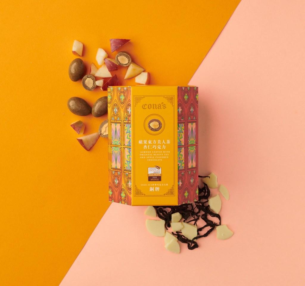 Cona_s 妮娜巧克力夢想城堡禮盒送到家-3