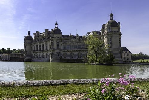 Le Château -  Vue du Parc