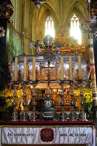 Saint Stanislaus' Coffin