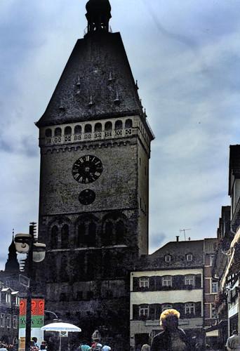 "Speyer 1987 (01) Altpörtel • <a style=""font-size:0.8em;"" href=""http://www.flickr.com/photos/69570948@N04/51226522694/"" target=""_blank"">View on Flickr</a>"