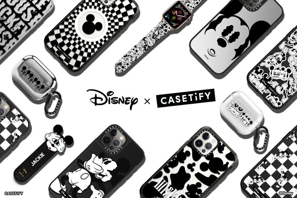 01. Disney x CASETiFY 第三波聯名系列將於 6 月 17 日全球發售