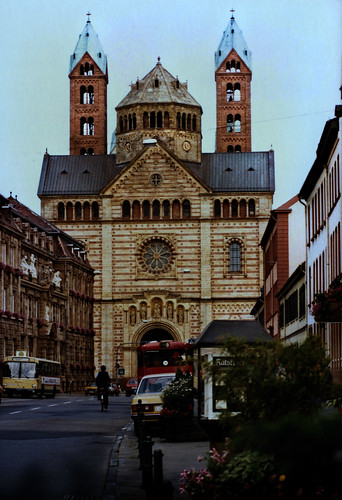 """Speyer 1987 (04) Speyerer Dom • <a style=""""font-size:0.8em;"""" href=""""http://www.flickr.com/photos/69570948@N04/51226831920/"""" target=""""_blank"""">View on Flickr</a>"""