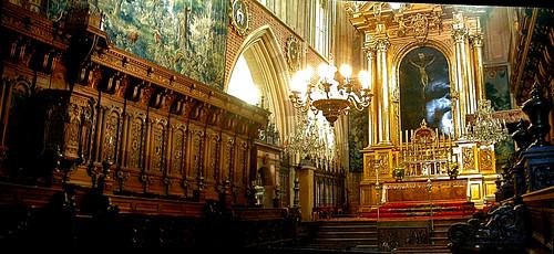 Choir and High Altar