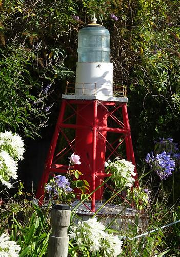 Lighthouse in the Garden