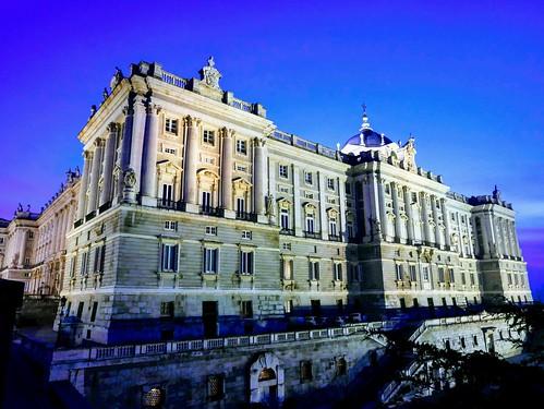 Palacio Real / Der Königspalast / Royal Palace