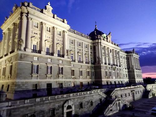 Palacio Real -- Madrid