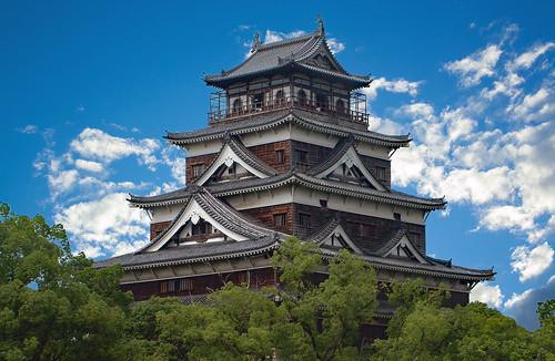 広島城 Hiroshima Castle