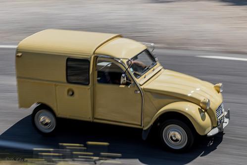 Citroën 2CV Fourgonette