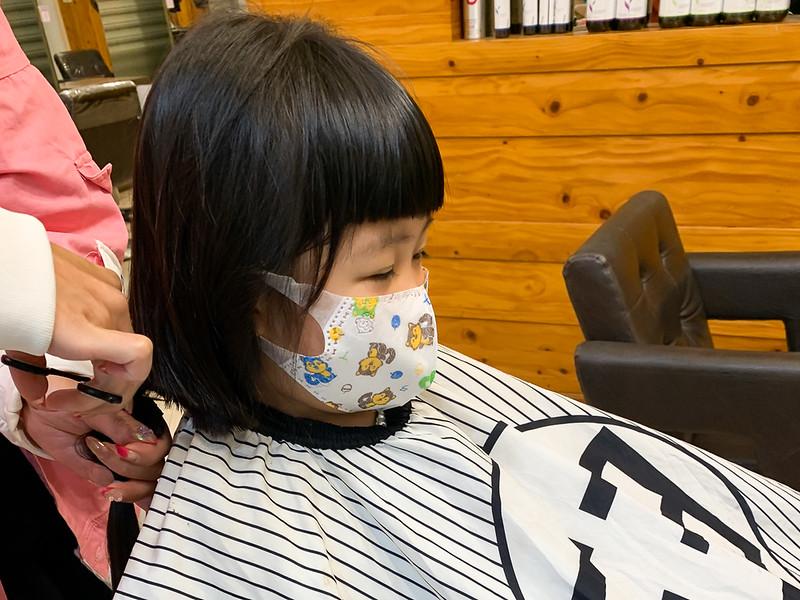 五歲捐髮紀錄