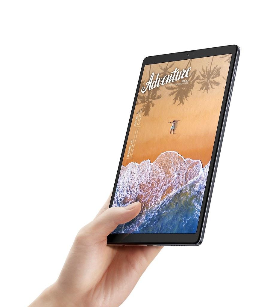 【新聞照片2】Galaxy Tab A7 Lite輕巧智慧隨行,為最佳小學伴