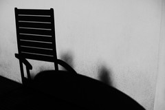 Day 160 - Shaded Seat