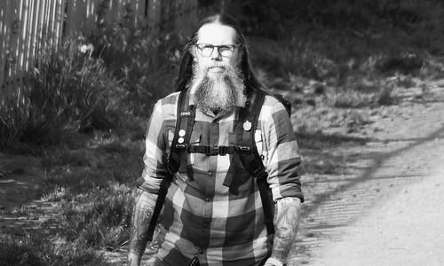 Beard and Tats