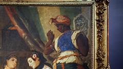 Delacroix, Women of Algiers