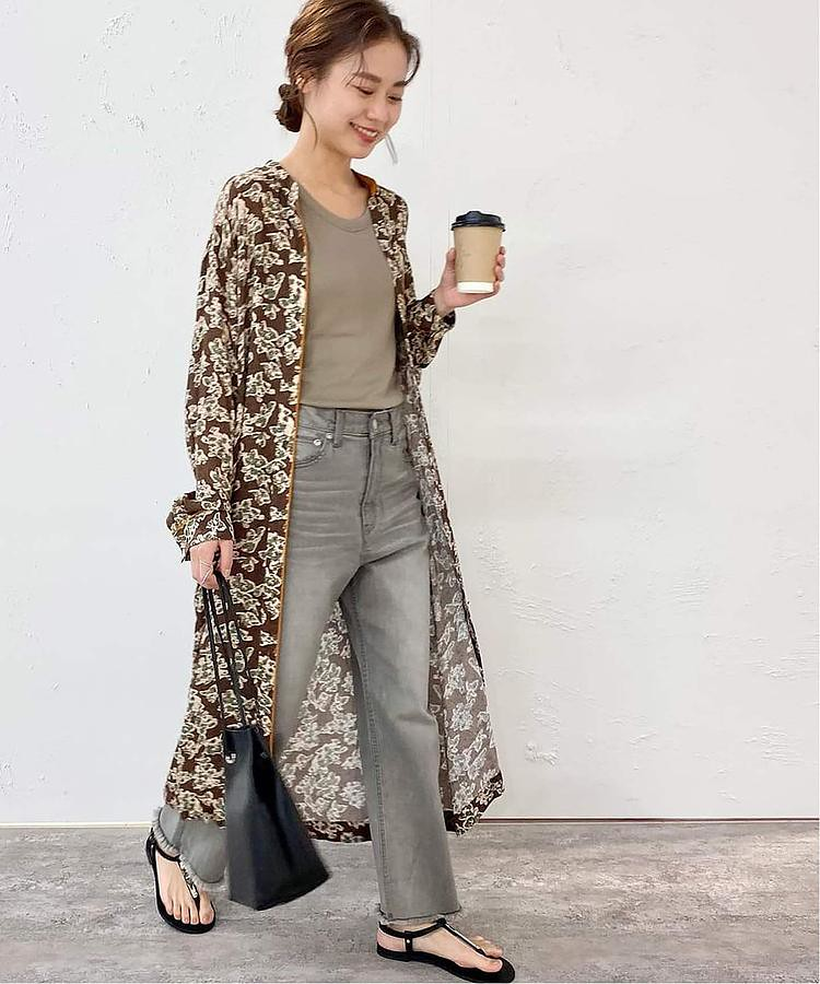誠品線上618購物節|獨家JOURNAL STANDARD 印花兩穿洋裝|特價5折1,700元。