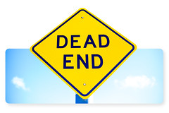 dead end? [Day 4543]